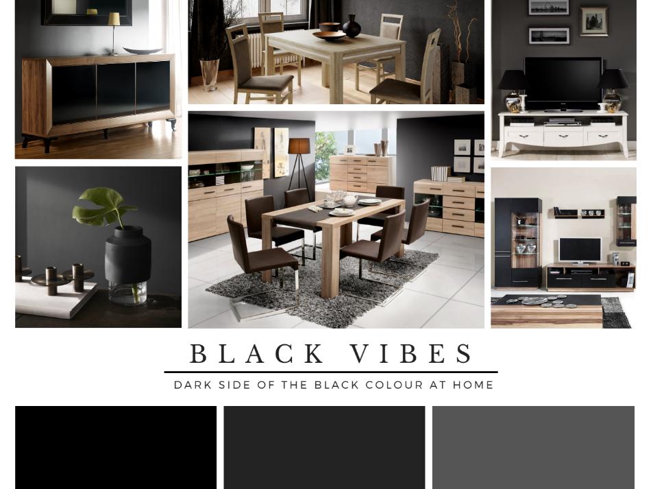 5bf04777fd1c0e czarne wnętrze, inspiracja, TwojeMeble, jak urządzić mieszkanie w czarnych  kolorach
