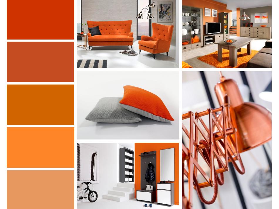 bc556e85a470e7 pomarańczowe wnętrze, inspiracja, TwojeMeble, jak urządzić mieszkanie w  pomarańczowych kolorach