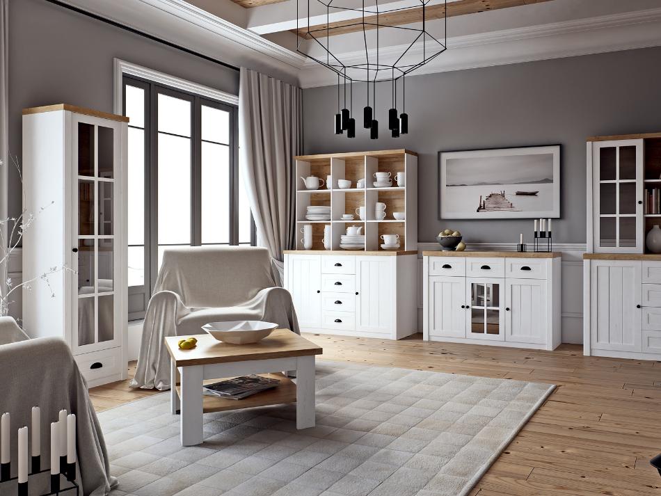 Jak Urządzić Salon W Stylu Prowansalskim Pokój Dzienny
