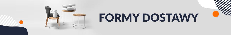 Formy dostawy