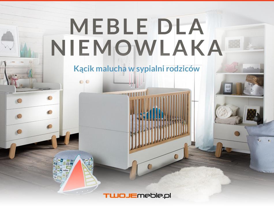 Meble Dla Niemowlaka W Sypialni Rodziców Pokój Dziecięcy